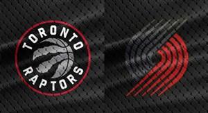خلاصه بسکتبال تورنتو رپترز - پورتلند بلیزرز