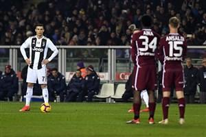 تورینو 0-1 یوونتوس: فتح دربی با پنالتی رونالدو