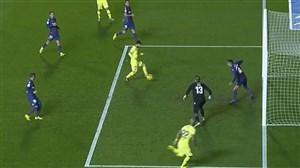 گل چهارم بارسلونا به لوانته (هتریک لیونل مسی)