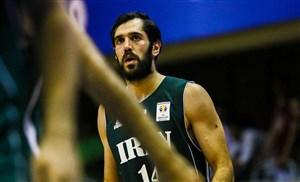 غیبت صمد نیکخواه در تمرین امروز تیم ملی بسکتبال