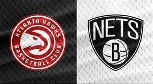 خلاصه بسکتبال بروکلین نتس - آتلانتا هاوکس
