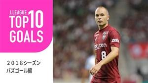 بهترین گل های فصل 19-2018 لیگ ژاپن