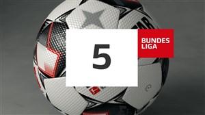 5 گل برتر هفته پانزدهم بوندس لیگا فصل 19-2018