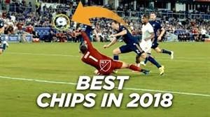 گلهای چیپ دیدنی سال 2018 لیگ MLS