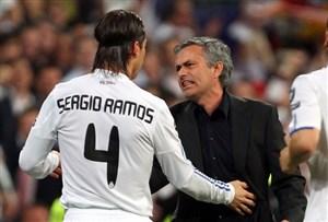 راموس: درباره مورینیو حرف نزنید؛ او مربی ما نیست!