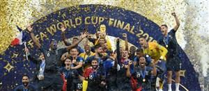 جام جهانی روسیه، همچنان رکورد میشکند