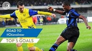 5 گل برتر تاريخ اينتر مقابل کيهوو