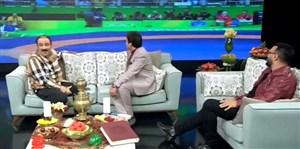 گزارشگری جالب مهران غفوریان و کامبیز دیرباز از مسابقات ورزشی