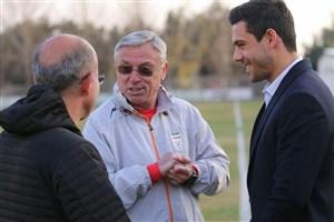 صحبتهای شکوری درباره بازدید کمیته المپیک کرواسی از ایران