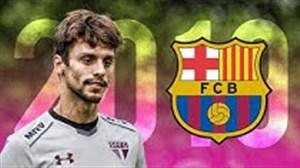 رودریگو کایو ; گزینه خرید بارسلونا در نیم فصل