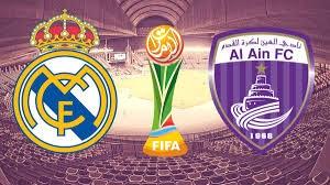 خلاصه بازی العین 1 - رئال مادرید 4
