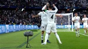 گل سوم رئال مادرید به العین (راموس)