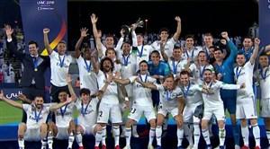 رئال ۴- العین ۱؛ پایان خوش سال با قهرمانی جهان