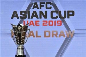 آشنایی با مدعیان جام ملت های آسیا 2019