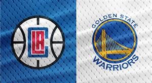 خلاصه بسکتبال گلدن استیت - لس آنجلس کلیپرز (بازی پنجم )