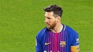 برترین گلهای لیونل مسی بهترین بازیکن لالیگا 2018