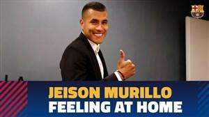 پشت صحنه اولين حضور جيسون موريو در نيوکمپ