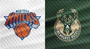 خلاصه بسکتبال نیویورک نیکس - میلواکی