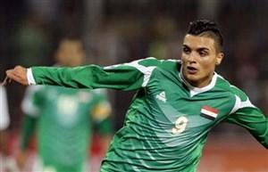 قرارداد ستاره عراق با الخور فسخ شد