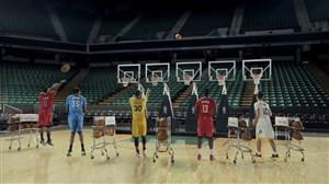 کلیپ خاطرهانگیز تبریک کریسمس ستارگان NBA