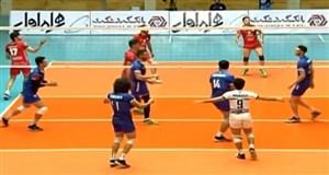 خلاصه واليبال پيکان تهران 3 - شهرداري اروميه 1