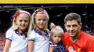 ستارگان خانواده دوست دنياي فوتبال