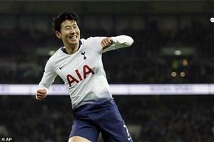 سون هیونگ مین آرزوی تیمهای لیگ برتری است