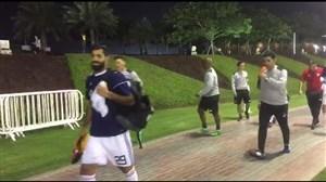 گزارش اختصاصی ورزش سه از تمرین عصر تیم ملی