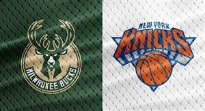 خلاصه بسکتبال نیویورک نیکز - میلواکی باکس