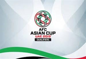 پیش بازی مسابقات جام ملت های آسیا 2019 در امارات