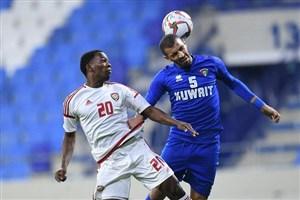 باخت میزبان جام ملتها برابر کویت