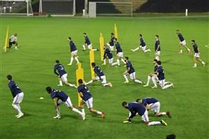 گزارش اختصاصی از تمرین تیم ملی ایران (09-10-97)