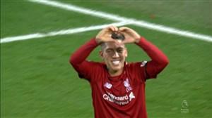 گل اول لیورپول به منچسترسیتی ( فیرمینو )