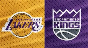 خلاصه بسکتبال ساکرامنتو کینگز - لس آنجلس لیکرز