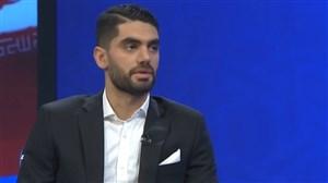 گفتگو با علی کریمی ستاره خط خورده تیم ملی