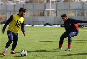 مشقت های عجیب 3 سرباز فوتبال ایران