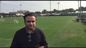 اختصاصی ورزش سه؛ گزارش آخرین روز اردوی تیم ملی در قطر