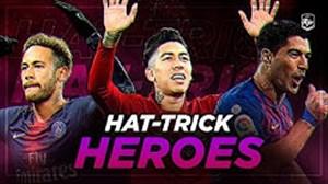 هتریک های قهرمانانه فوتبال