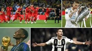 خاطره انگیزترین لحظات فوتبالی سال 2018