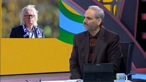 خاطره خیابانی از همراهی شفر در دیدار فینال جام باشگاههای جهان