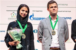 نایب قهرمانی خادم الشریعه در هشتمین دوره شطرنج برق آسای جهان