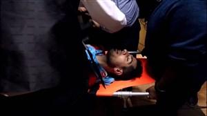 ماجرای مصدومیت شدید بازیکن گیتیپسند در حین بازی با مسسونگون
