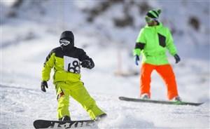 قهرمانی ملی پوشان پارااسنوبورد در رقابتهای اسکی