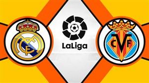 خلاصه بازی ویارئال 2 - رئال مادرید 2 (گزارش اختصاصی آنتن)