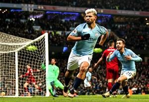سیتی 2-1 لیورپول: لیگ برتر زنده ماند!