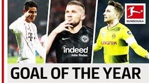 10 گل برتر سال 2018 بوندسلیگا