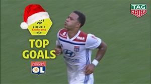 برترین گل های باشگاه المپیک لیون در سال 2018