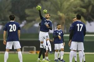 تحریم کامل تیم ایران در رسانه های امارات