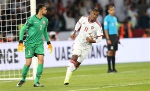 امارات 1- بحرین 1؛ هدیه به میزبان!