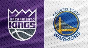 خلاصه بسکتبال گلدن استیت واریرز - ساکرامنتو کینگز
